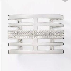 NWT Ann Taylor Modern Classic Wide Cuff Bracelet